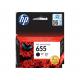 Črnilo HP CZ109AE (655), črno