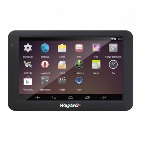 Navigacija WayteQ x995 s Sygic Truck Android