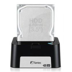 """Namizni čitalec diskov USB 3.0/eSATA za SATA 2.5/3.5"""" Fantec 1598 MR-USB 3.0"""