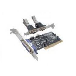 Kartica 2x serijski port, 1x paralelni port, PCI, StLab I-420