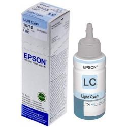 Črnilo za Epson svetla cyan, steklenička C13T67354A