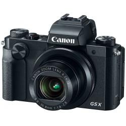 Digitalni fotoaparat CANON G5X črne barve (0510C002AA)