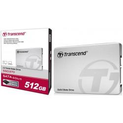SSD disk 512GB SATA3 Transcend 370S (TS512GSSD370S)