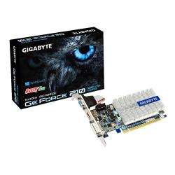 Grafična kartica GIGABYTE GeForce 210 1GB, GV-N210SL-1GI