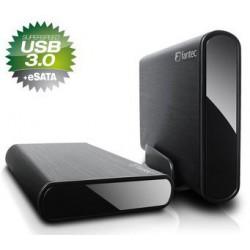 """Ohišje za disk 3.5"""" SATA USB 3.0/eSATA Fantec 1479 DB-ALU3e"""