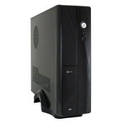 Ohišje microATX LC-Power 1400MI, 200W, črno