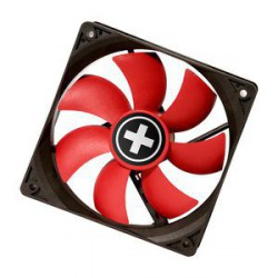 Hladilni ventilator za ohišje 120x120mm, Xilence Silent, 21dB - RedWing