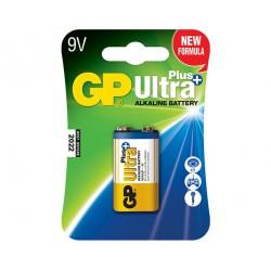 Baterija 9V GP ULTRA PLUS alkalna