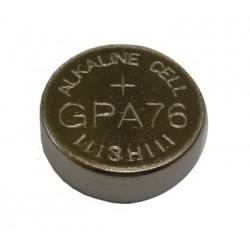 Gumb baterija LR44 GP GPA76 alkalna