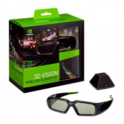 3D očala NVIDIA GeForce 3D Vision 2 Kit