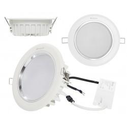 Vgradna svetilka LED Verbatim 52414 135mm 15W 800LM bela 52414-204