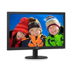 LED monitor 24 Philips 240V5QDAB IPS