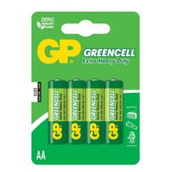 Baterija 4x AA GP GreenCell 3/Z2030G cink kloridne