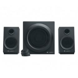 Zvočniki 2.1 Logitech Z333 40W RMS, črni
