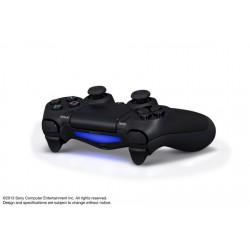 Brezžični igralni plošček za PS4 Dualshock4 V2, črn