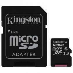 Spominska kartica MicroSDXC 128GB UHS-1 Kingston C10, SDC10G2/128GB