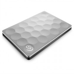 "Zunanji trdi disk 2.5"" 1TB USB 3.0 Seagate Backup plus ultra slim, platinum"