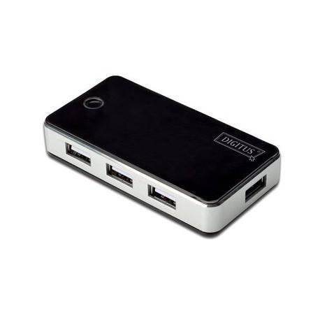 USB HUB 7x USB 2.0 Digitus DA-70222