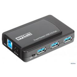 USB HUB combo 3x USB 3.0 + 4x USB 2.0 St-Lab U-770