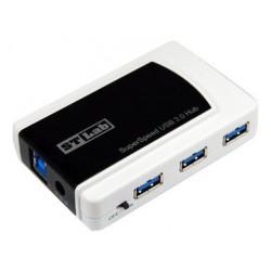 USB HUB 7x USB 3.0 St-Lab U-870 z AC napajalnikom
