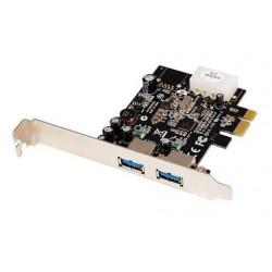 Kartica PCIe USB3.0 z 2xA, Digitus
