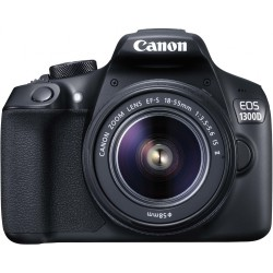 Digitalni DSLR fotoaparat CANON EOS1300D z obj. EFS18-55IS II (1160C005AA)