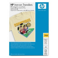 HP Iron-On T-Shirt transfer 10 listov C6050A