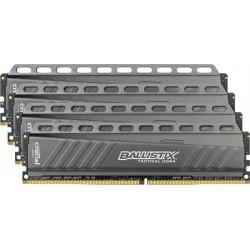 Pomnilnik DDR4 32GB (4x8GB) 2666MHz Crucial Ballistix Tactical, BLT4C8G4D26AFTA