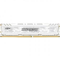 Pomnilnik DDR4 4GB 2400MHz Crucial Ballistix Sport LT White, BLS4G4D240FSC