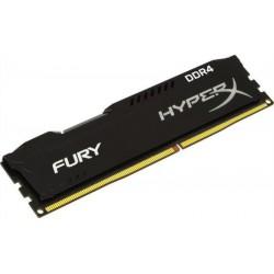 Pomnilnik DDR4 4GB 2666MHz Kingston HyperX Fury Black serija, HX426C15FB/4