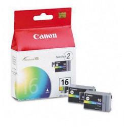 Črnilo Canon BCI-16C, barvno