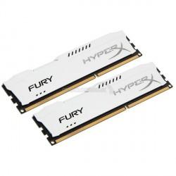 Pomnilnik DDR3 16GB (2x8GB) 1866MHz KINGSTON Hyperx Fury white, HX318C10FWK2/16