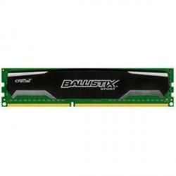Pomnilnik DDR3 4GB 1600MHz CRUCIAL Ballistix Sport, BLS4G3D1609DS1S00CEU