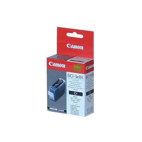 Črnilo Canon BCI-3eBk, črno