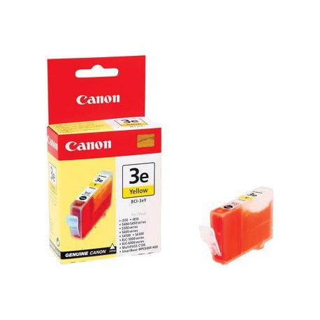 Črnilo Canon BCI-3eY, yellow