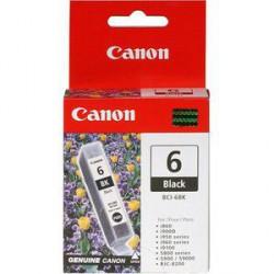 Črnilo Canon BCI-6Bk, črno