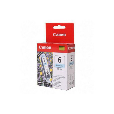 Črnilo Canon BCI-6PC, photo cyan