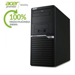 Računalnik ACER Veriton 4 M4640G G4400, 4GB, 1TB, W10 Pro, DT.VN0EX.053