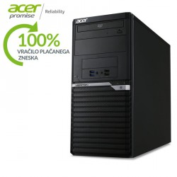 Računalnik ACER Veriton 4 M4640G i3-6100, 4GB, 1TB, W10 Pro, DT.VN0EX.055
