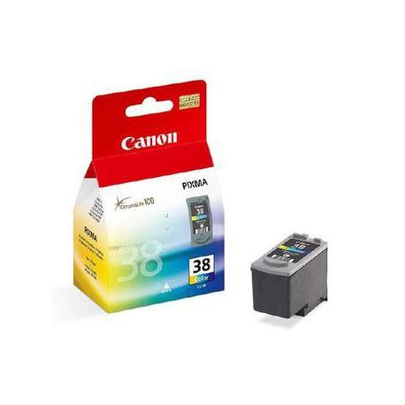 Črnilo Canon CL-38, barvno