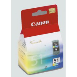 Črnilo Canon CL-51, barvno