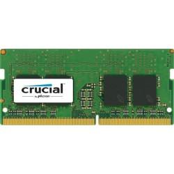 Pomnilnik SODIMM DDR4 8GB 2400MHz CL17 Crucial (CT8G4SFS824A)