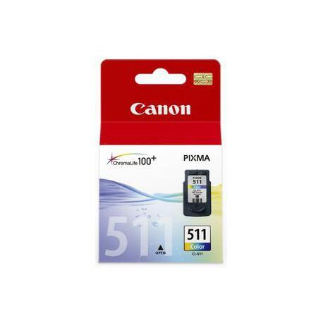 Črnilo Canon CL-511, barvno