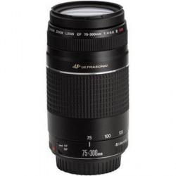 Objektiv Canon EF75-300mm USM (6472A012AA)