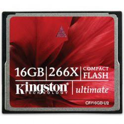 Spominska kartica CF Kingston 16GB Ultimate 266x (CF/16GB-U2)