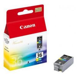 Črnilo Canon CLI-36, barvno