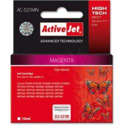 Črnilo Active Jet za Canon CLI-521M, magneta(AC-521M)