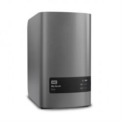 """Zunanji trdi disk 3,5"""" 8TB USB 3.0 WD My Book Duo Raid, WDBLWE0080JCH-EESN"""