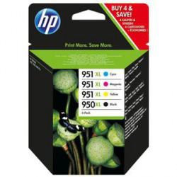 Komplet črnil HP 950XL + 951XL (C2P43AE)