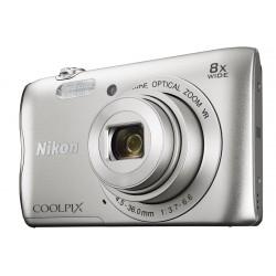 Digitalni fotoaparat COOLPIX A300 (srebrn), VNA960E1